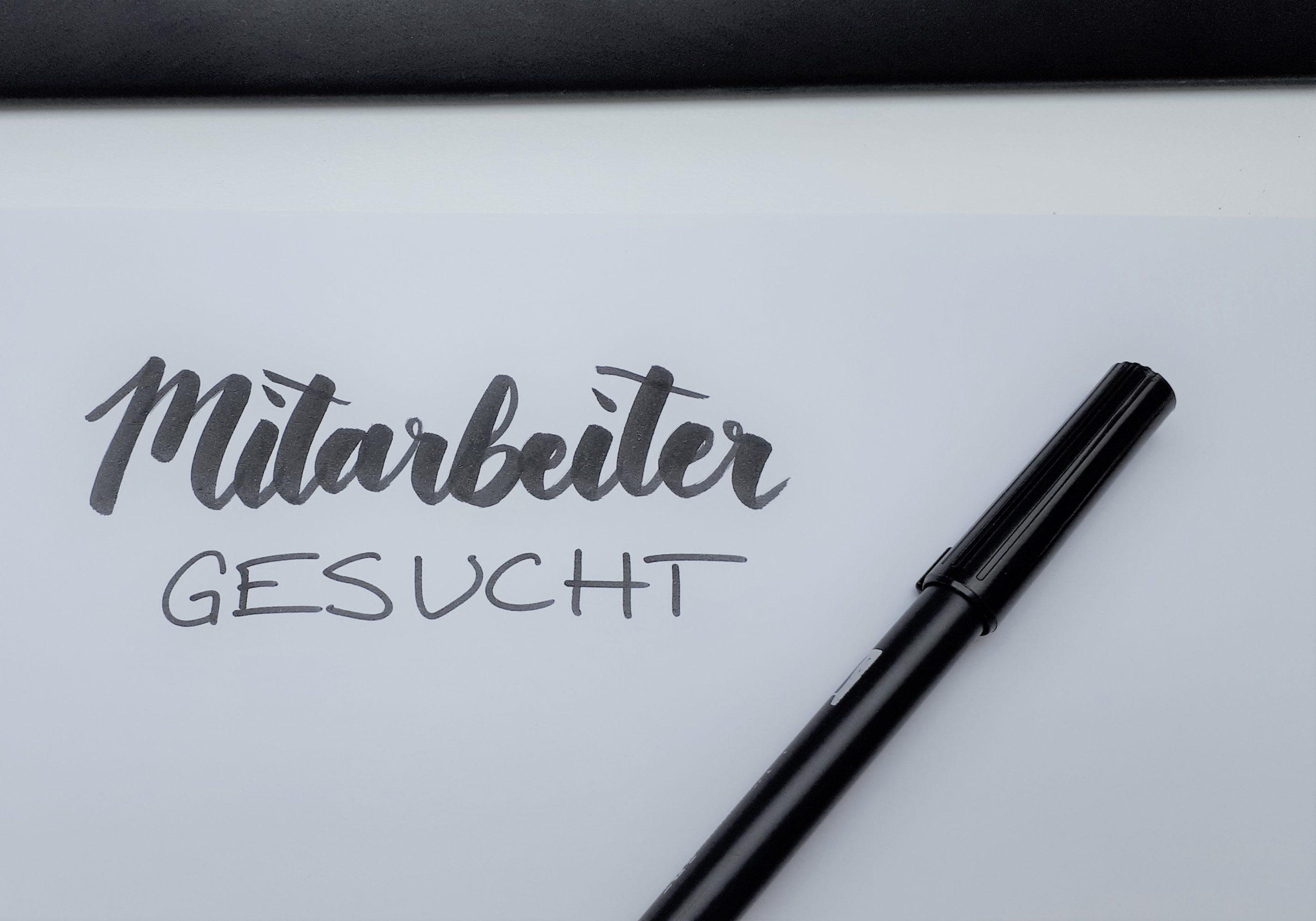 Meine VER|RÜCKT-en Stellenausschreibungen!